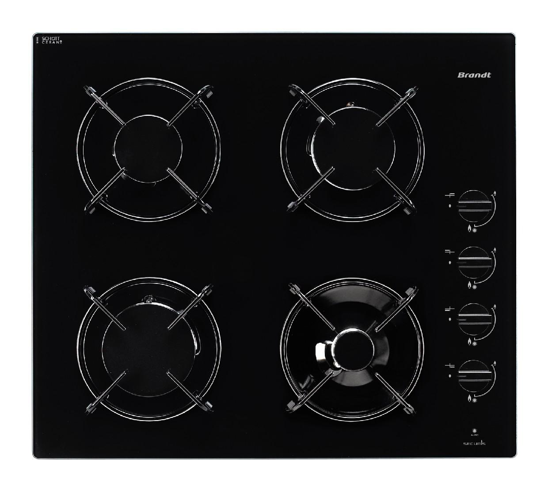 photo plaque gaz brandt tg1012b. Black Bedroom Furniture Sets. Home Design Ideas