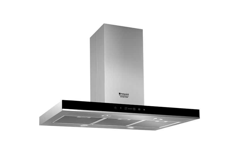 Hotte Ilôt HOTPOINT ARISTON Pas Cher