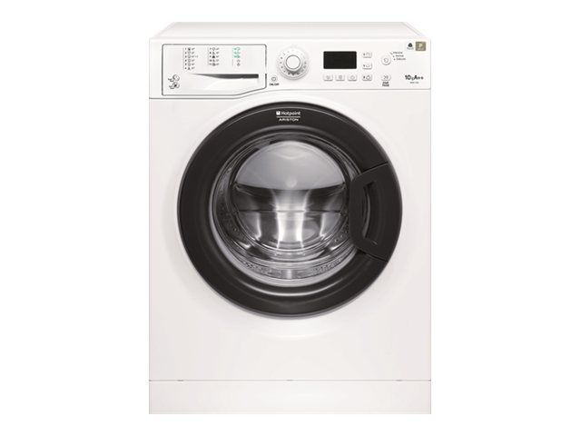 photo lave linge hotpoint ariston frontal fmg743bfr