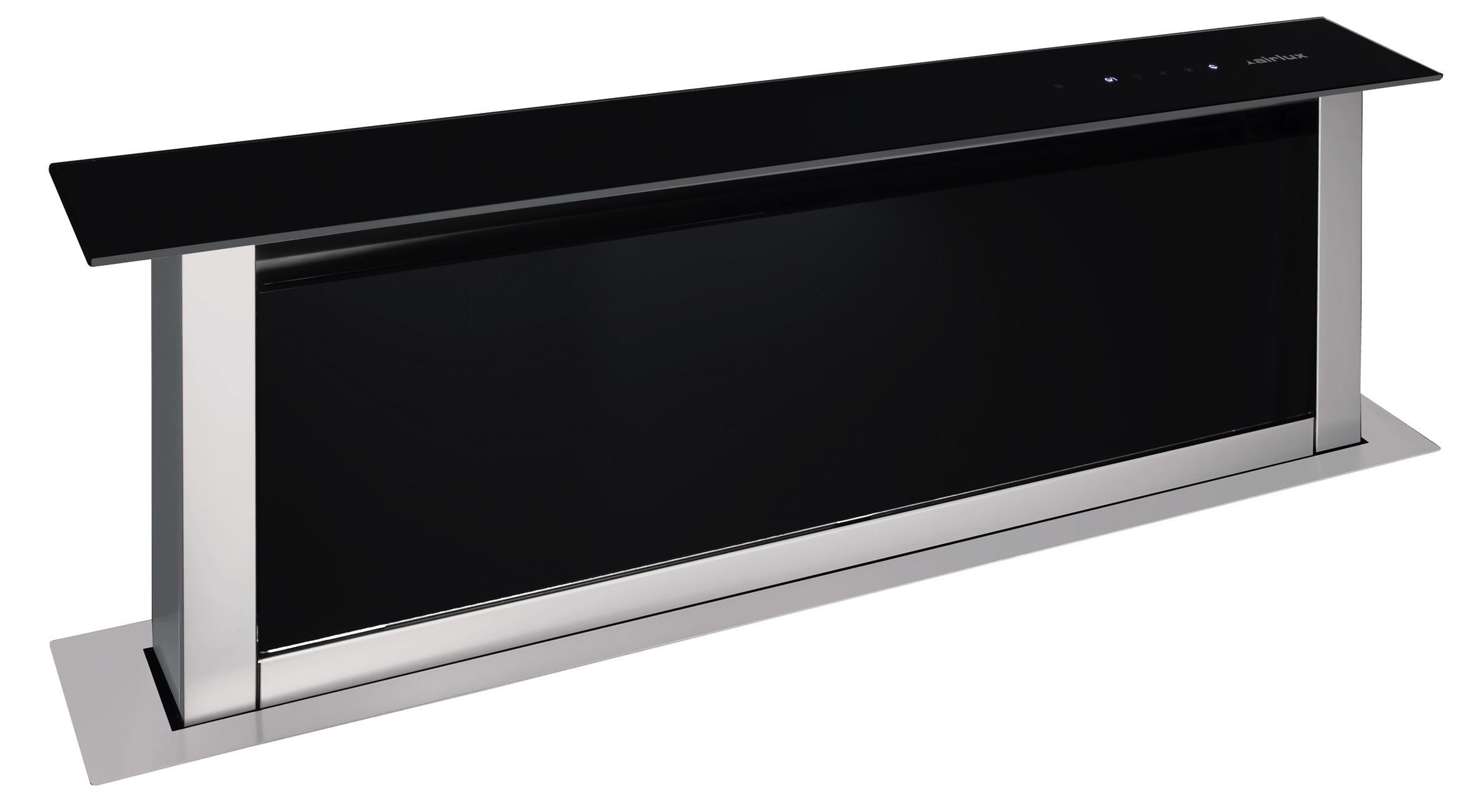hotte airlux ahv98bk pas cher. Black Bedroom Furniture Sets. Home Design Ideas