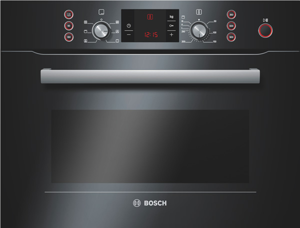 Photo Four  EcoClean Multifonction Bosch HBC84K563