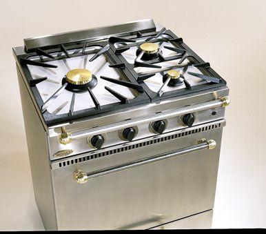 Cuisini re godin 2301 inox pas cher - Piano de cuisine godin ...