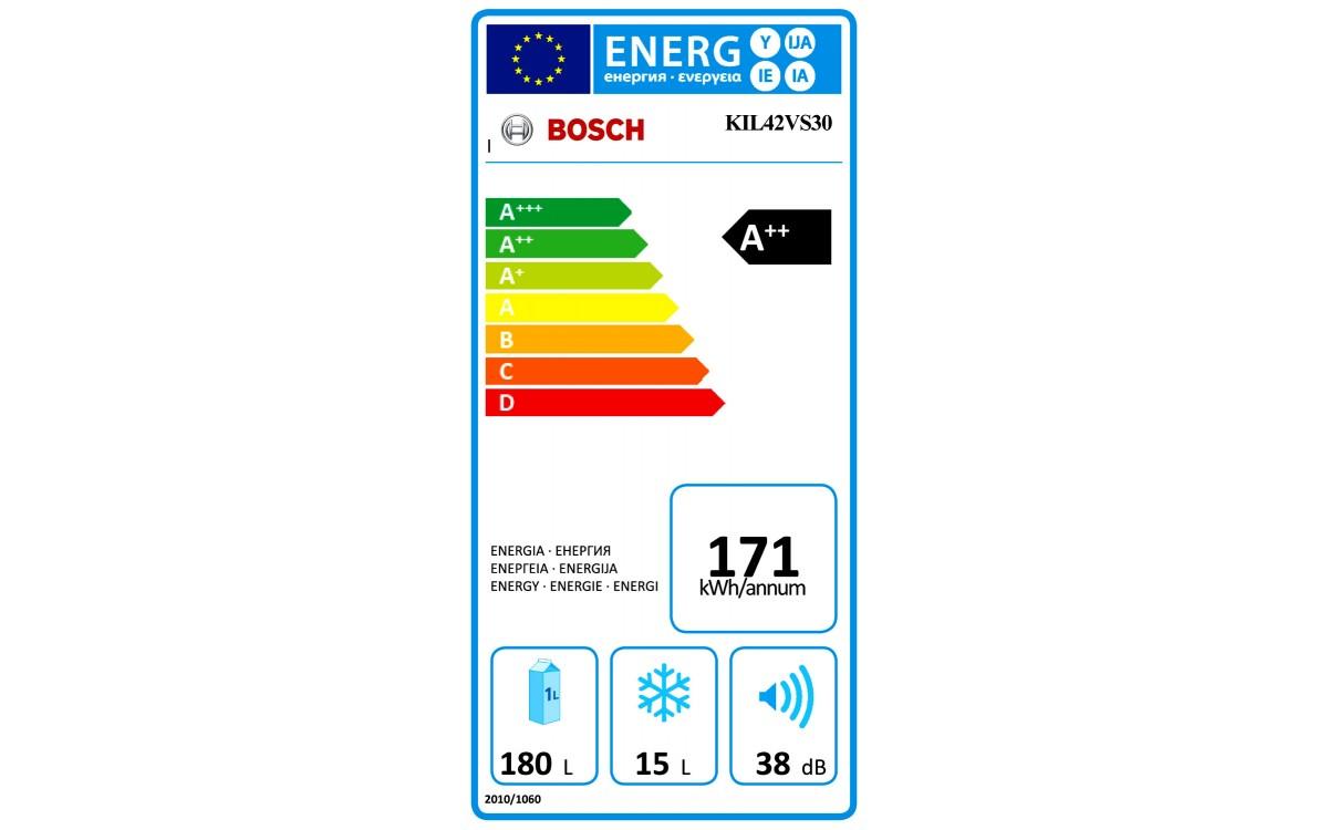 R frig rateur bosch kil42vs30 pas cher - Refrigerateur miele 1 porte ...