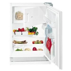 Photo r frig rateur int grable hotpoint ariston btsz1632 for Refrigerateur sous plan pas cher