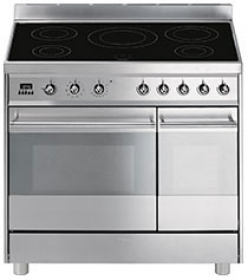 Cuisini re smeg c92ipx8 pas cher - Piano induction smeg ...