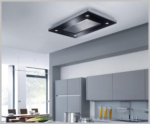Hotte de plafond pas cher - Hotte de cuisine plafond ...