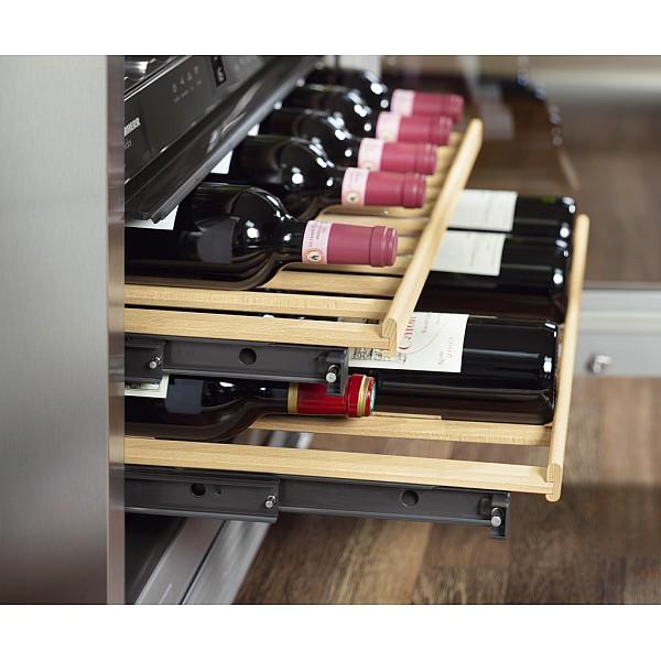 Cave vin liebherr wtes1672 pas cher for Cave a vin mixte