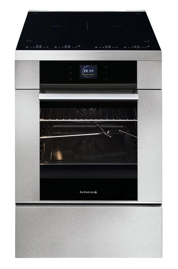 Cuisinière Induction Four Tiroir Siemens HA857580F au meilleur prix