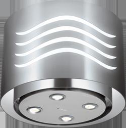 electromenager cuisson hotte roblin F LIGHT VERTIGO