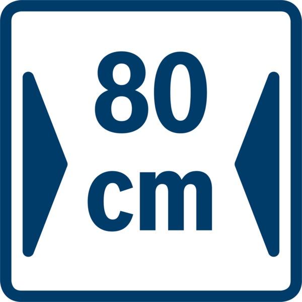 Plaque induction 80 cm siemens ex851fec1f pas cher sur for Portillon largeur 80 cm