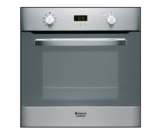 Photo Four Hotpoint Ariston Catalyse Multifonction FH 83 C IX/HA S