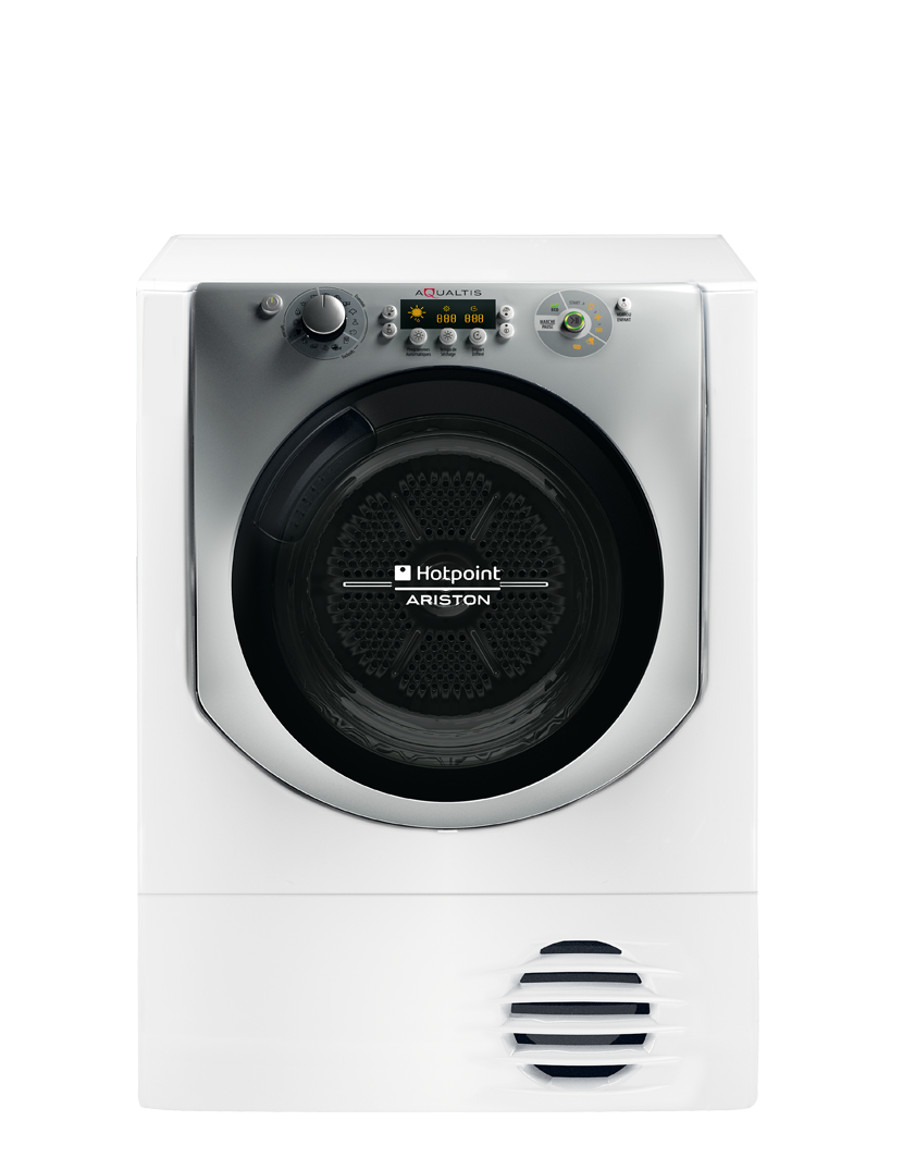 S che linge hotpoint ariston pas cher electro10count for Seche linge sans condensation