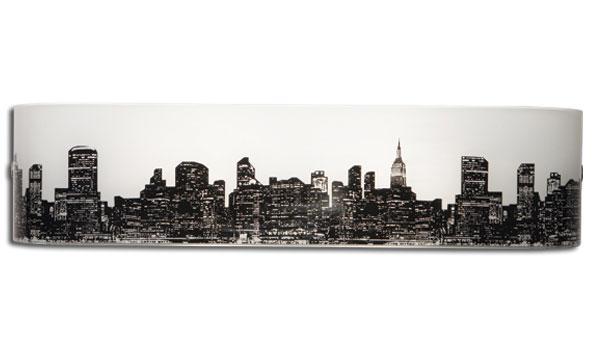 Photo applique falmec new york applique murale 40 - Applique murale new york ...