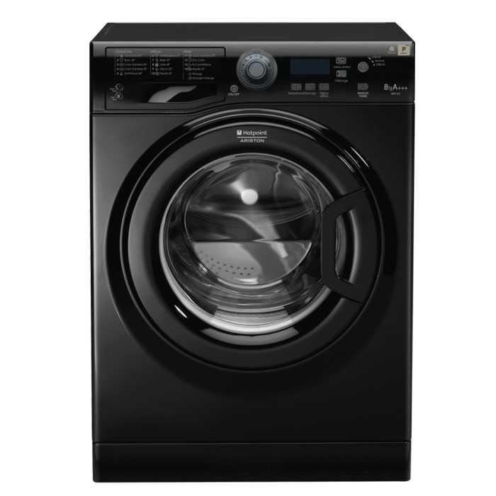 lave linge hotpoint ariston pas cher electro10count. Black Bedroom Furniture Sets. Home Design Ideas