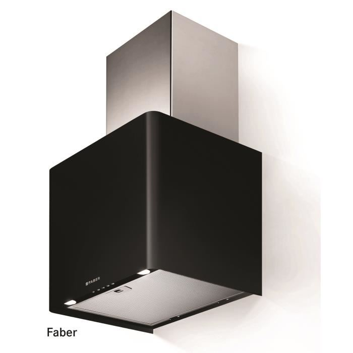 hotte d corative 55 60 cm pas cher. Black Bedroom Furniture Sets. Home Design Ideas