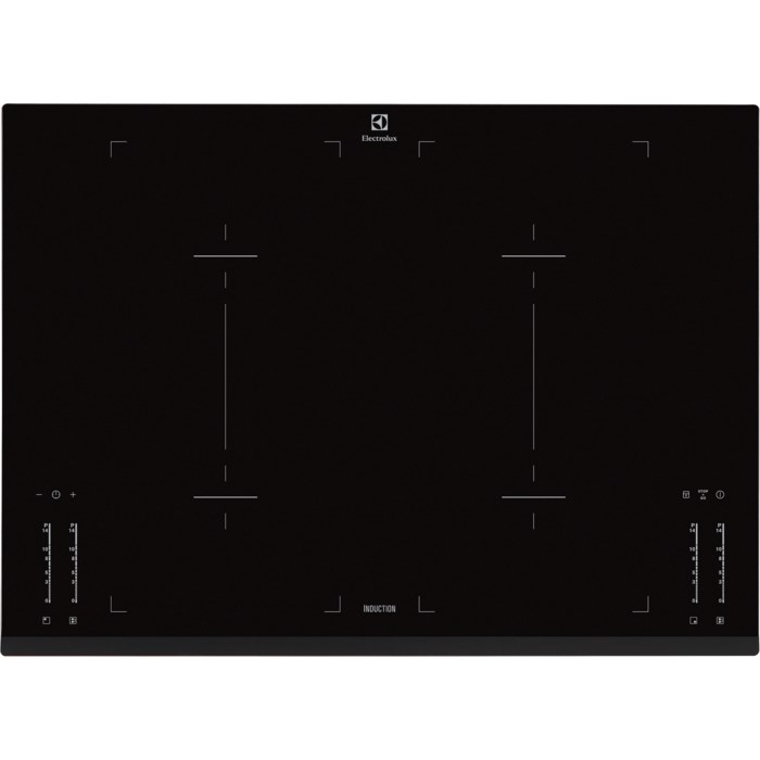 Plaque induction en 70 80 cm de large et plus pas cher - Electrolux ehl7640fok table induction ...