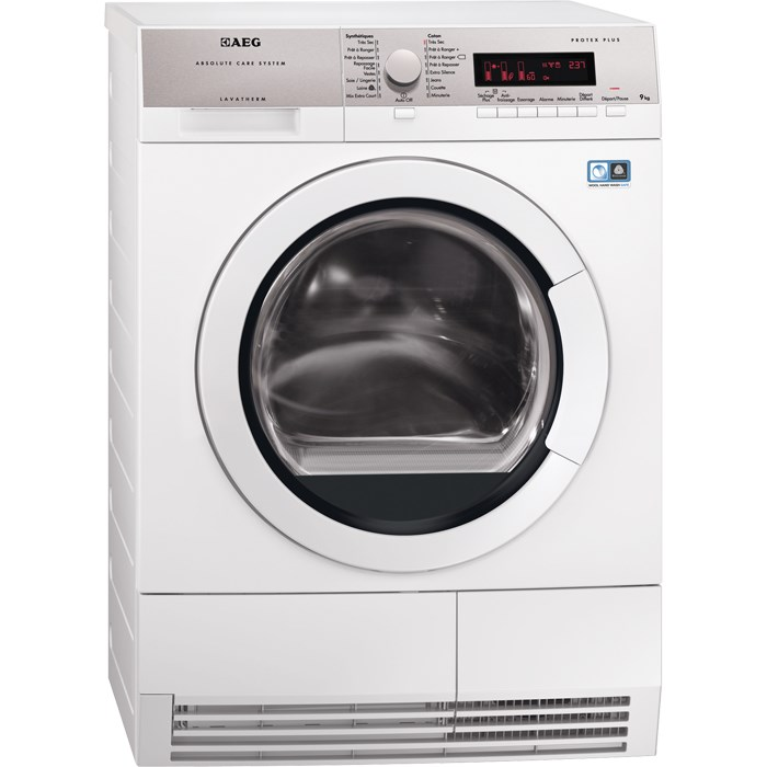 S che linge pas cher en vacuation ou condensation - Seche linge en appartement ...