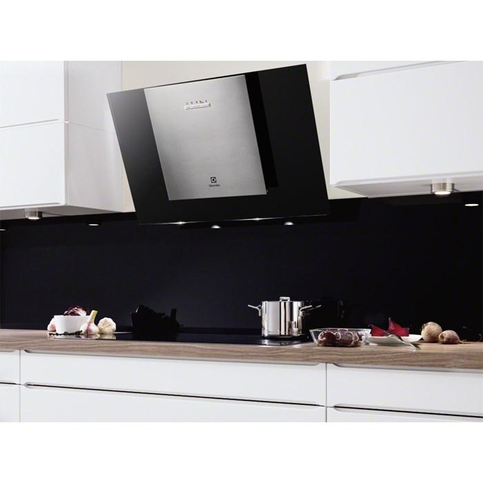 Hotte electrolux eff80569dk pas cher for Hotte de cuisine electrolux