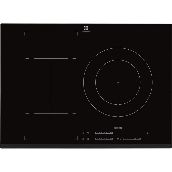 plaque induction en 70 moins de 80 cm de large electrolux pas cher. Black Bedroom Furniture Sets. Home Design Ideas