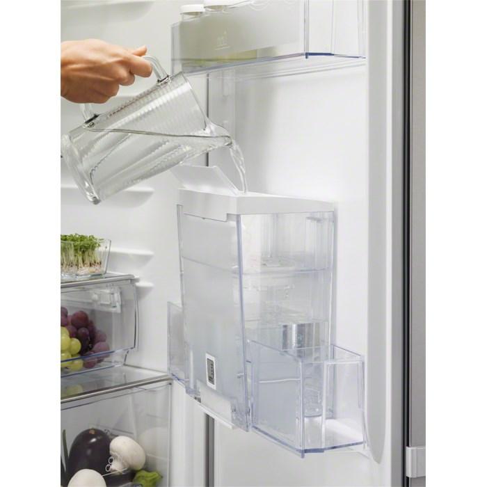 R frig rateur electrolux erf4116aox pas cher - Refrigerateur distributeur d eau porte ...