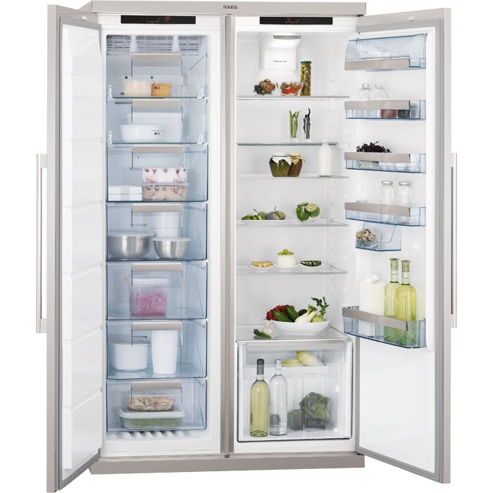 Photo Réfrigérateur Américain Aeg Arctis S95400XNM0