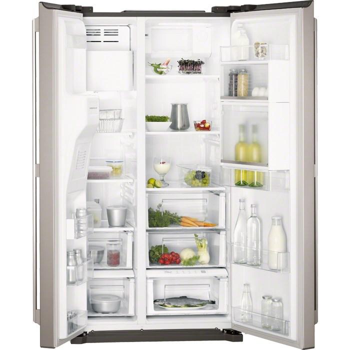 Photo Réfrigérateur Américain Aeg  S86090XVX1