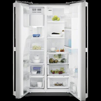 Photo Réfrigérateur Américain Electrolux  EAL6142BOX