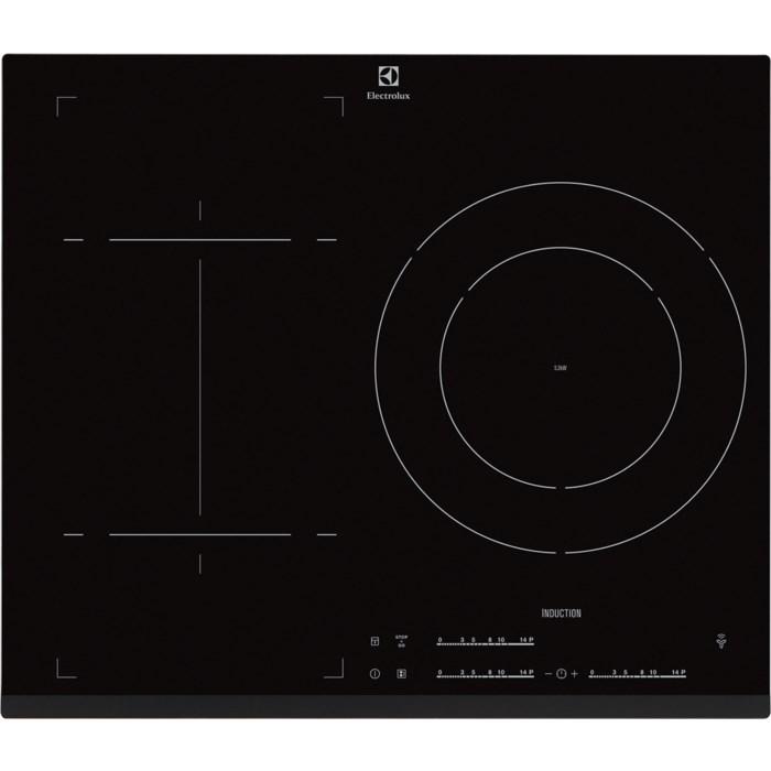 plaque 3 foyers induction en 60 cm de large pas cher. Black Bedroom Furniture Sets. Home Design Ideas