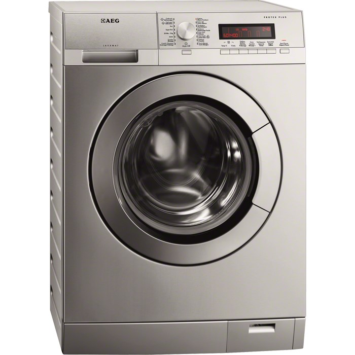 Photo Lave linge Aeg Frontal Lavamat  L87495XFL
