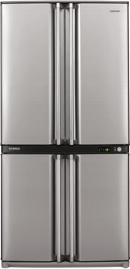 Photo Réfrigérateur Sharp Américain SJF790STSL