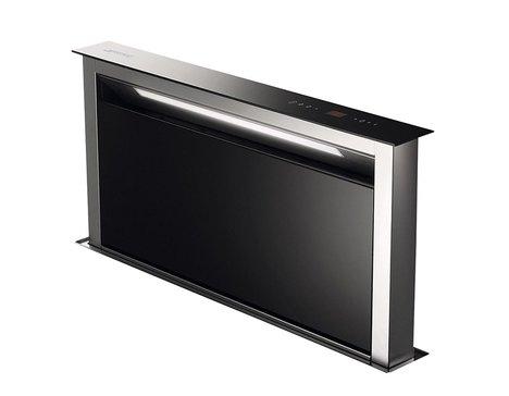 hotte de plan de travail smeg pas cher. Black Bedroom Furniture Sets. Home Design Ideas