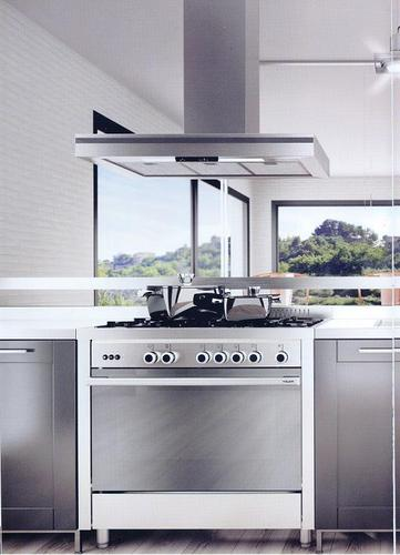 Photo Cuisinière Catalyse Glem GX96CQIX2