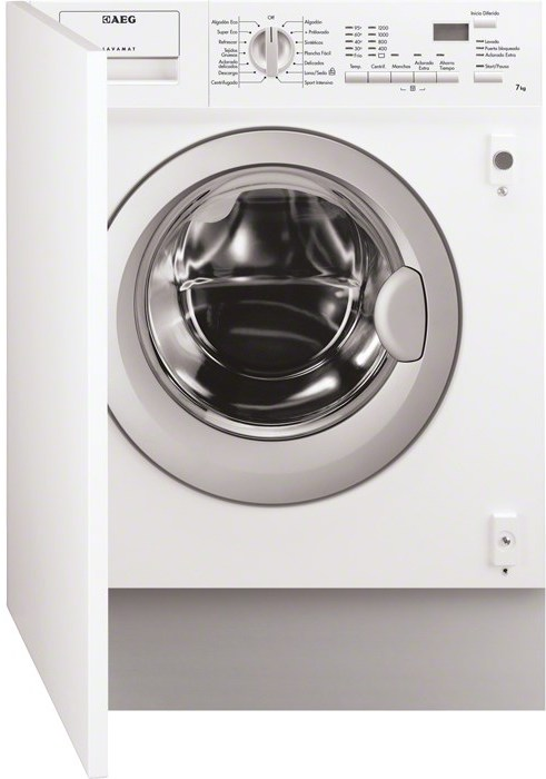 Photo Lave linge Aeg Frontal L61270BI