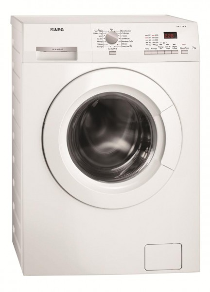 Photo Lave linge Aeg Frontal L63472FL