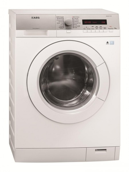 Photo Lave linge Aeg Frontal L76485FL