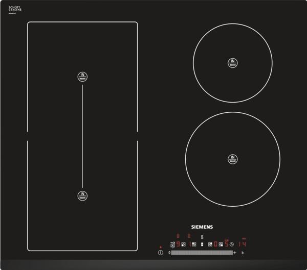 Achat Plaque Siemens Induction EH631FT17E nouveauté