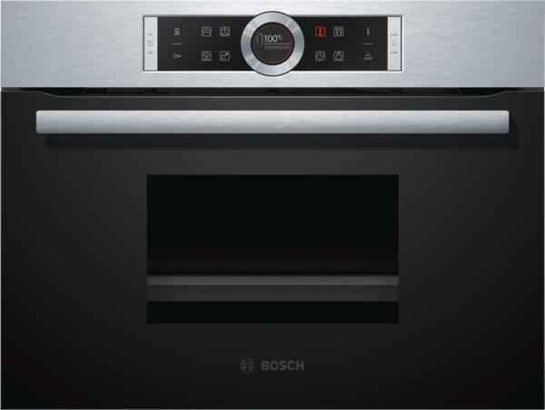 Achat Four Bosch Vapeur CDG634BS1 nouveauté