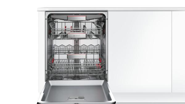 Lave vaisselle bosch smv88tx16e pas cher for Porte pour lave vaisselle integrable