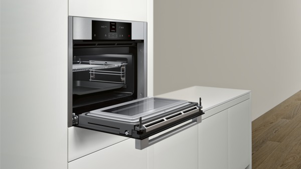 micro ondes combin inox neff c15mr02n0 pas cher sur electro10count. Black Bedroom Furniture Sets. Home Design Ideas