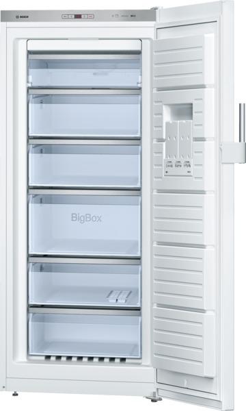 cong lateur armoire no frost bosch gsn51aw31 au meilleur prix. Black Bedroom Furniture Sets. Home Design Ideas