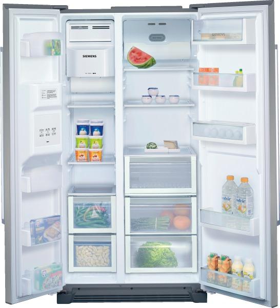 Photo Réfrigérateur Americain Siemens KA58NA45