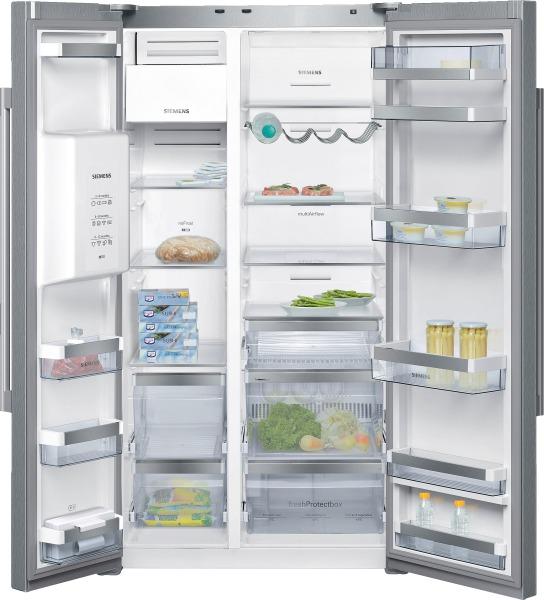 Photo Réfrigérateur Américain Siemens KA62DA71