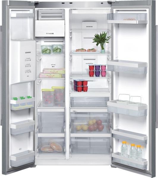 Photo Réfrigérateur Américain Siemens KA62DV71