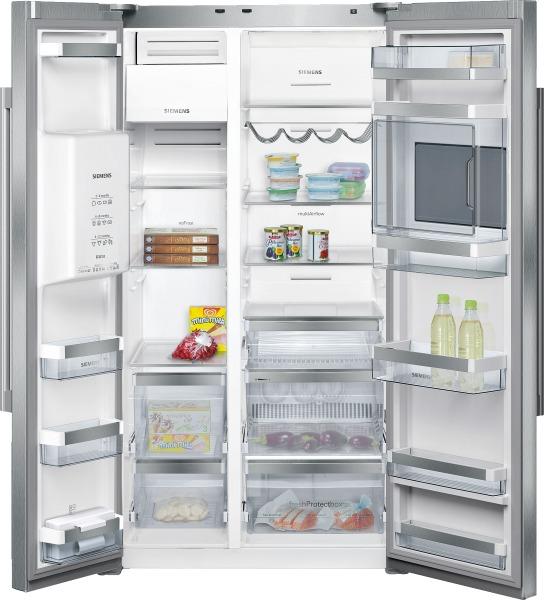 Photo Réfrigérateur Américain Siemens KA63DA71