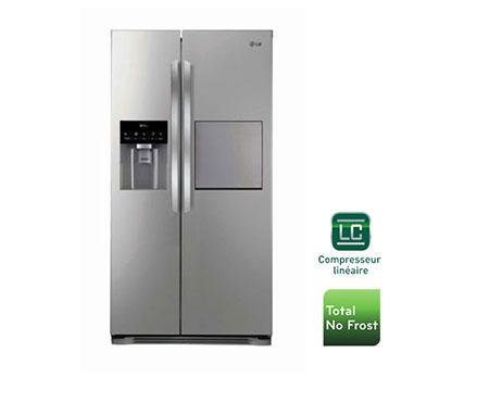 Photo Réfrigérateur LG Américain GWP2720NS