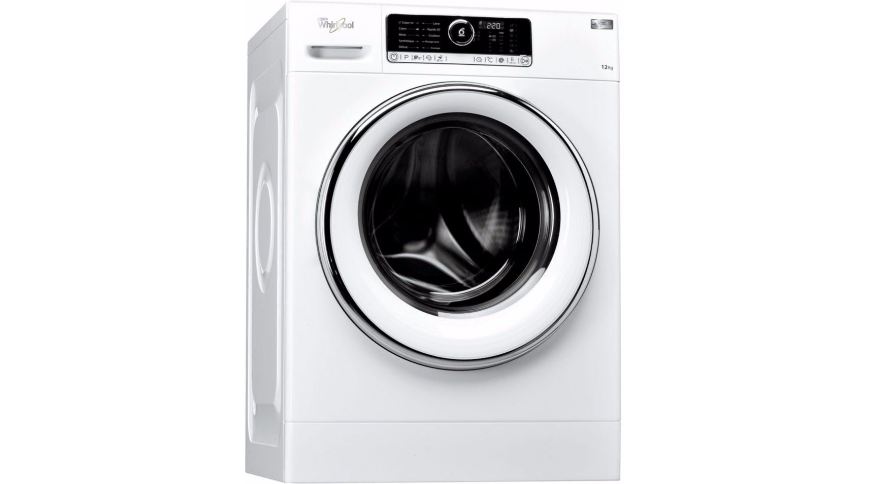 lave linge whirlpool pas cher electro10count. Black Bedroom Furniture Sets. Home Design Ideas