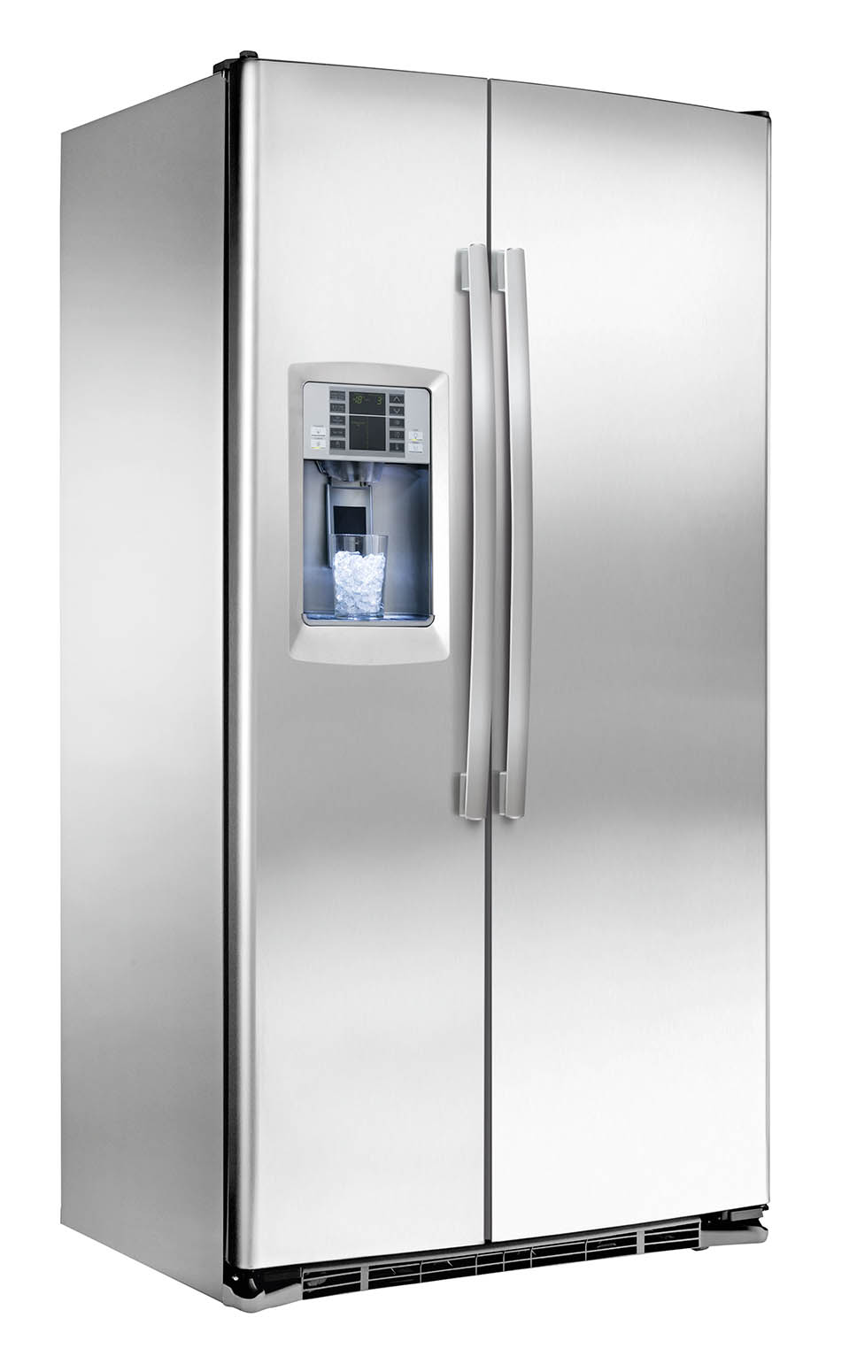 R frig rateur am ricain side by side general electric pas cher for Refrigerateur americain miroir