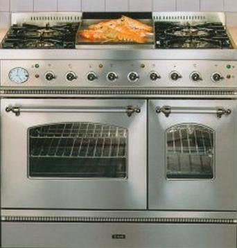 Cuisini re piano cuisson ilve pas cher - Prix d un piano de cuisson ...