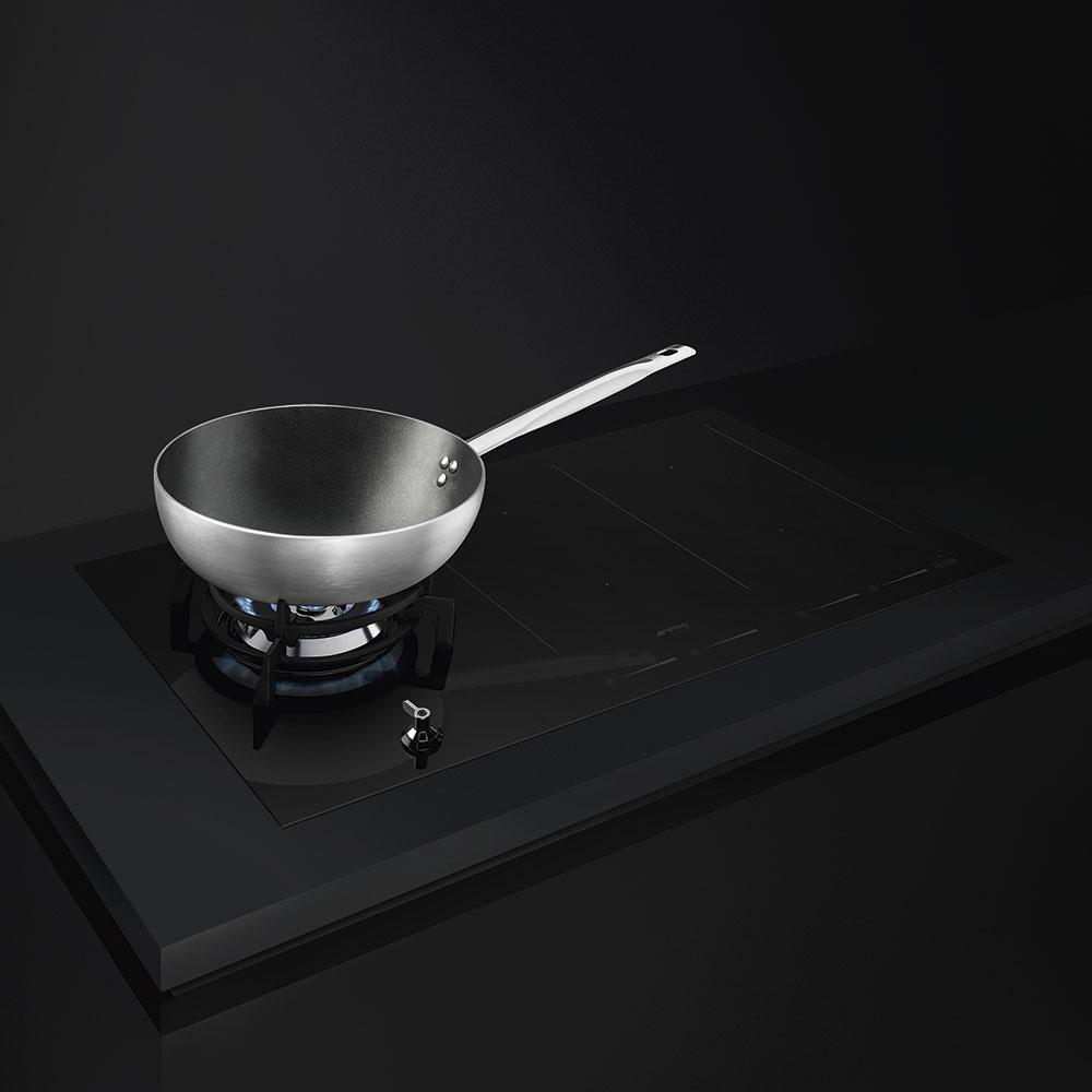 plaque smeg pm3912wld pas cher. Black Bedroom Furniture Sets. Home Design Ideas