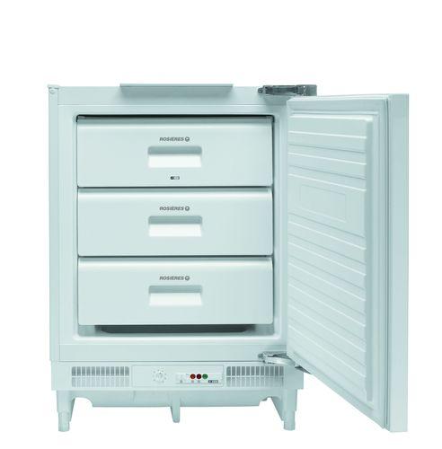 Cong lateur armoire et sous plan int grable pas cher for Refrigerateur sous plan pas cher